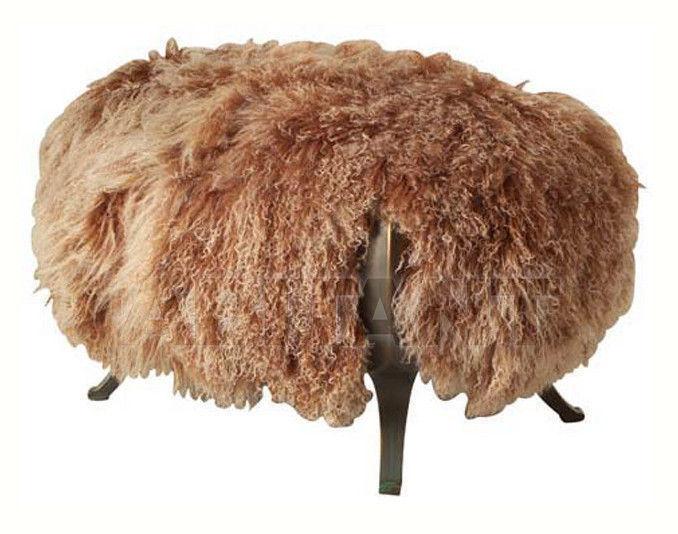Купить Пуф Sergio Villa Mobilitaly 2003-2011 BAGUE Mongolia Fur