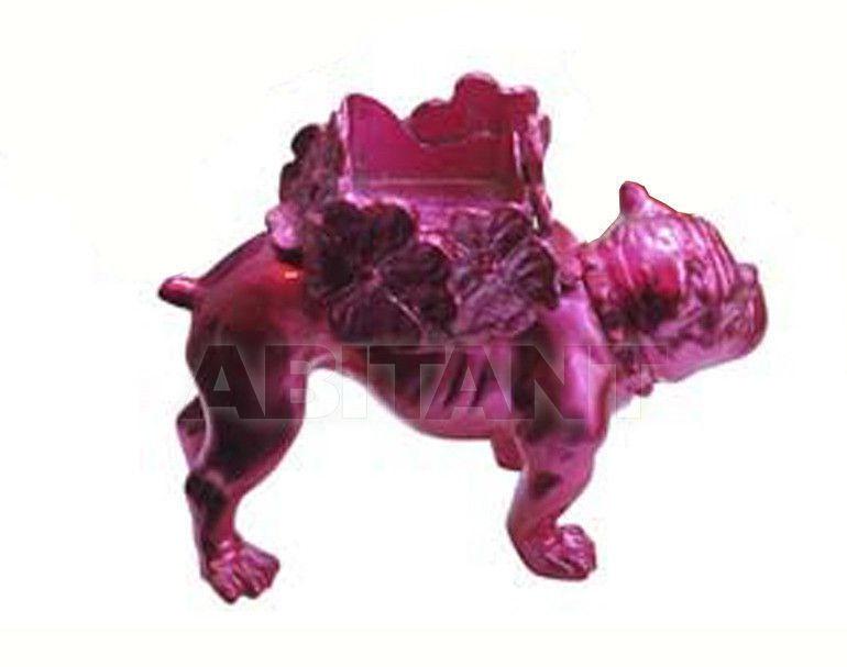 Купить Статуэтка Sergio Villa Mobilitaly 2003-2011 DOG Glass Paste