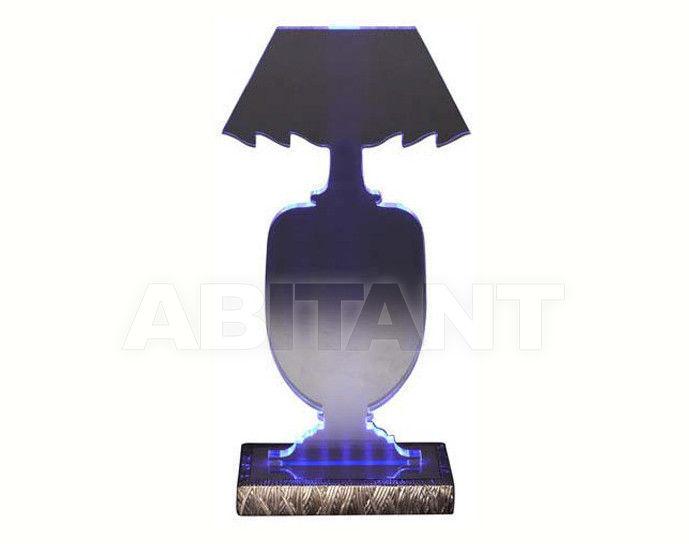Купить Лампа настольная Sergio Villa Mobilitaly 2003-2011 POPULONIA Silver 635