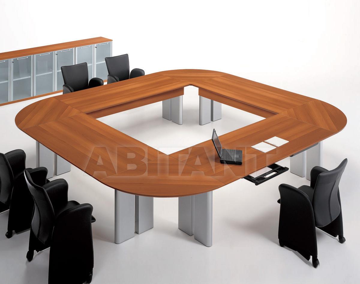 Купить Стол для конференц-залов Uffix Tazio Family Aniegrè ATA-AN TR4