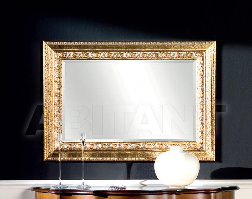 Купить Зеркало настенное Tarocco Vaccari Group Blue 7957