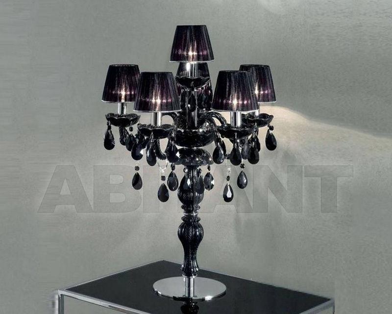 Купить Лампа настольная Masiero Emmepilight Classica MILORD TL5+1 1