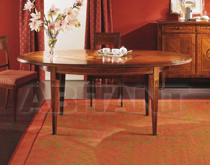 Купить Стол обеденный Serafino Marelli Settecento G 16