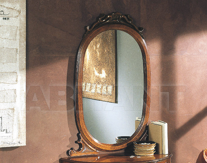 Купить Зеркало настенное Tarocco Vaccari Group Complimenti 18775