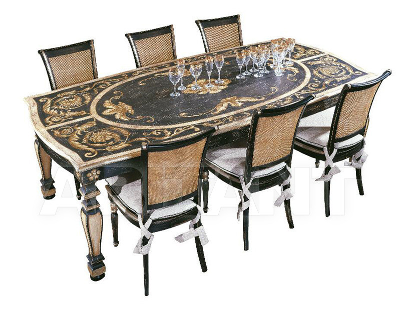 Купить Стол обеденный Vittorio Grifoni  Decoro 1549