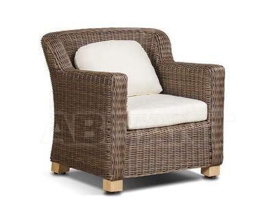 """Либрари"" кресло коричневое"
