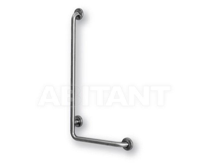 Купить Ручка для ванной/душа Ponte Giulio Satin Steel G55JBRN119