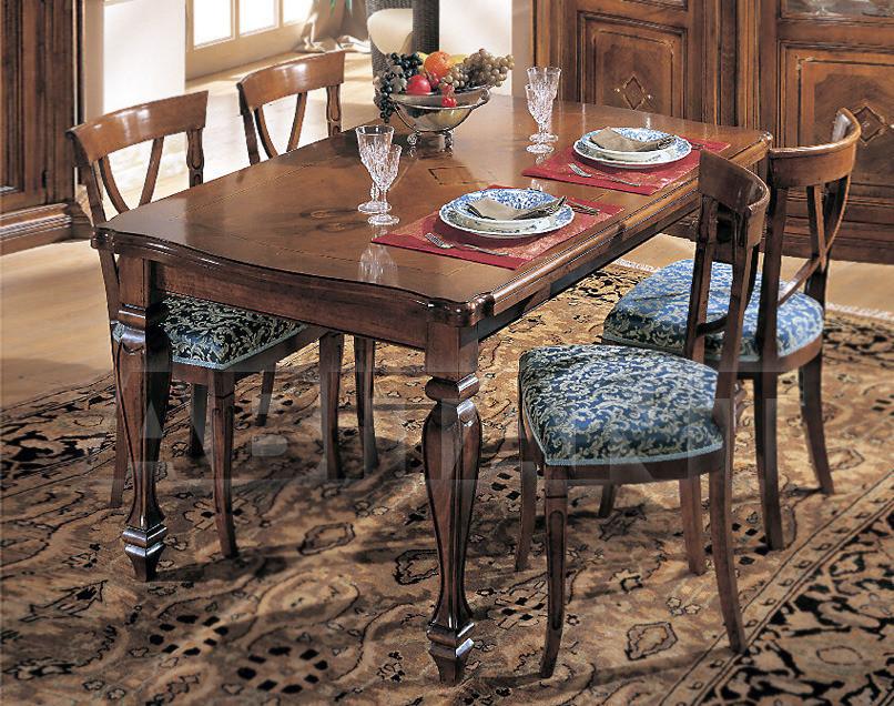 Купить Стол обеденный Tarocco Vaccari Group Complimenti 18555
