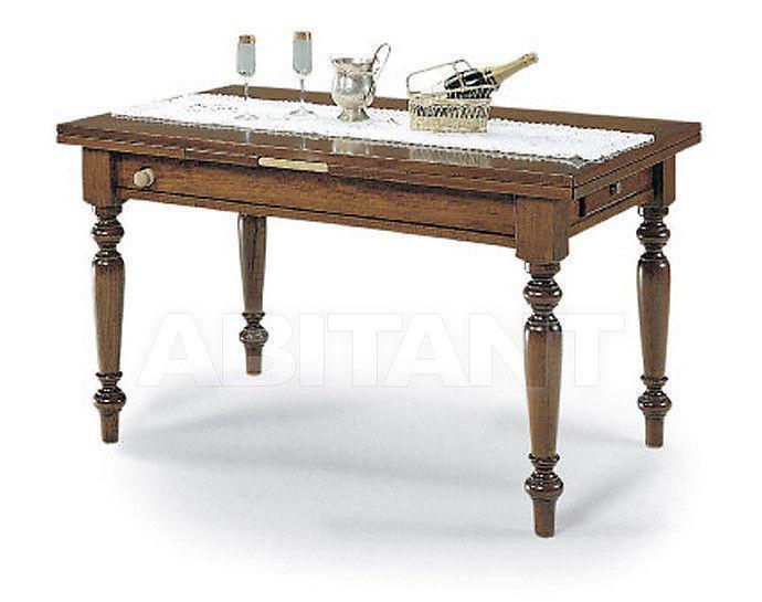 Купить Стол обеденный Tarocco Vaccari Group Complimenti 16151