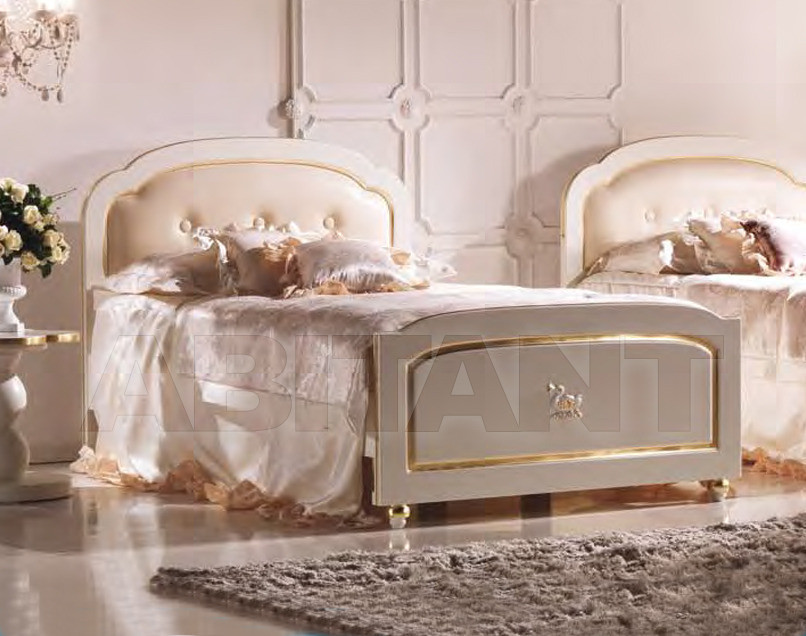 Купить Кровать Serafino Marelli Foglie & Colori O 4