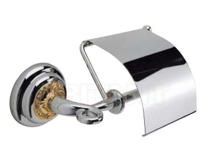 Купить Держатель для туалетной бумаги Lineatre Novecentottanta 39017