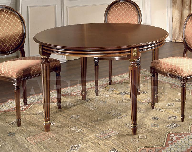 Купить Стол обеденный Tarocco Vaccari Group Complimenti 17904/TL