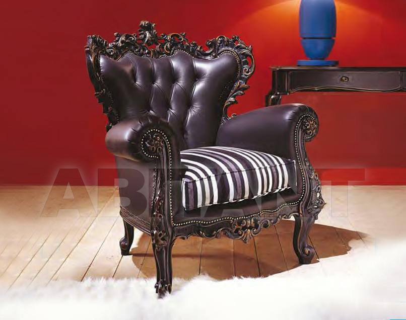 Купить Кресло Serafino Marelli Foglie & Colori R 36