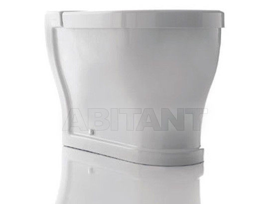 Купить Унитаз напольный Ceramica Cielo S.p.A. Nero 2012 OPVAT
