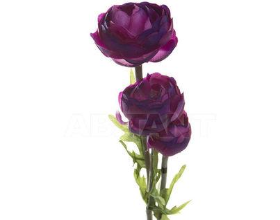7A01G00004 Лютик*3 фиолетовый 33см (48)