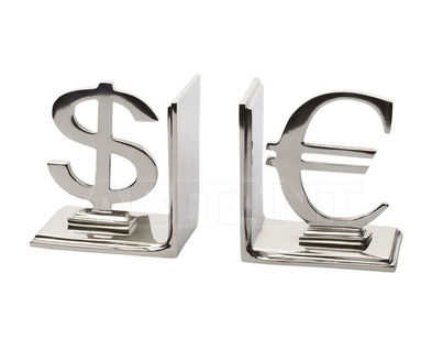 "IK41897 Держатель для книг ""Доллар-евро"" 13х9х13"