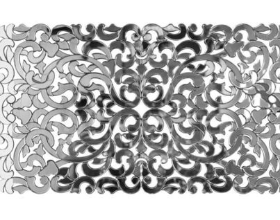 KFH1170 Зеркало декоративное 1537х900