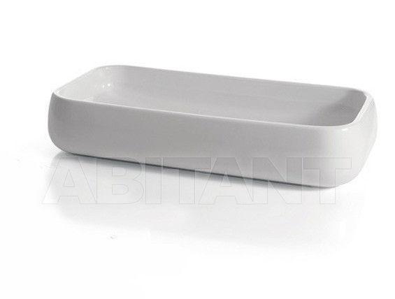Купить Раковина накладная Ceramica Cielo S.p.A. Nero 2012 SHLAA80(X)