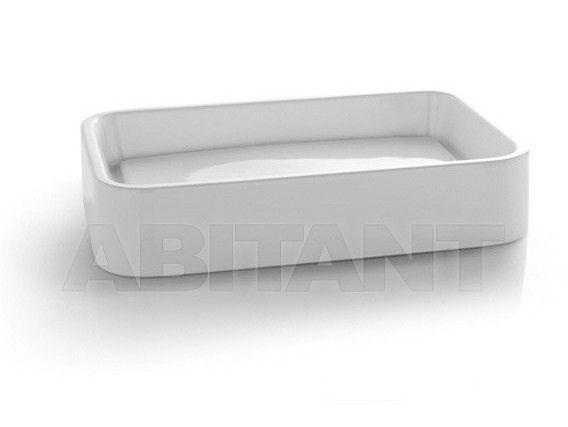 Купить Раковина накладная Ceramica Cielo S.p.A. Nero 2012 SHLAA7014