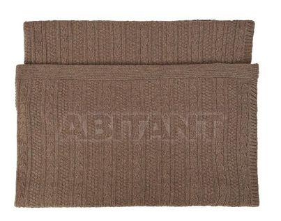 16AMR-BIANNA P1.64417-BR Плед коричневый 130*170