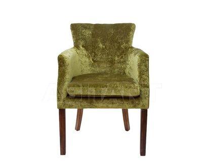 HD2203285-1061-47 Кресло велюр-зеленый 64,5*70*59