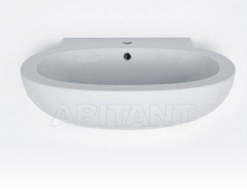 Купить Раковина подвесная Ceramica Cielo S.p.A. Nero 2012 EASLA55E