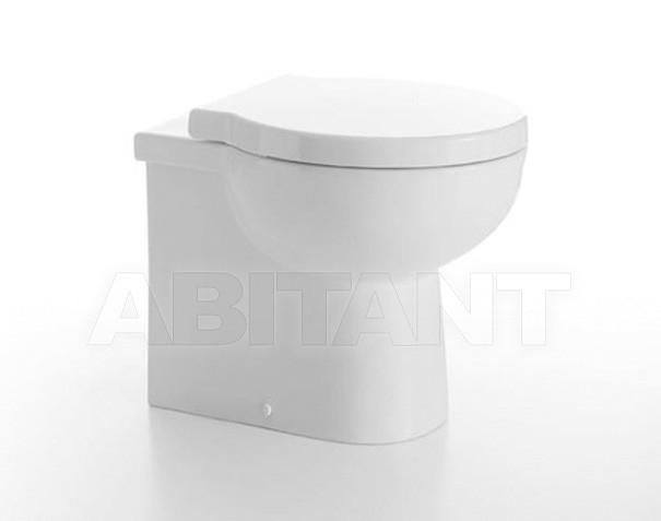 Купить Унитаз напольный Ceramica Cielo S.p.A. Nero 2012 EASVA