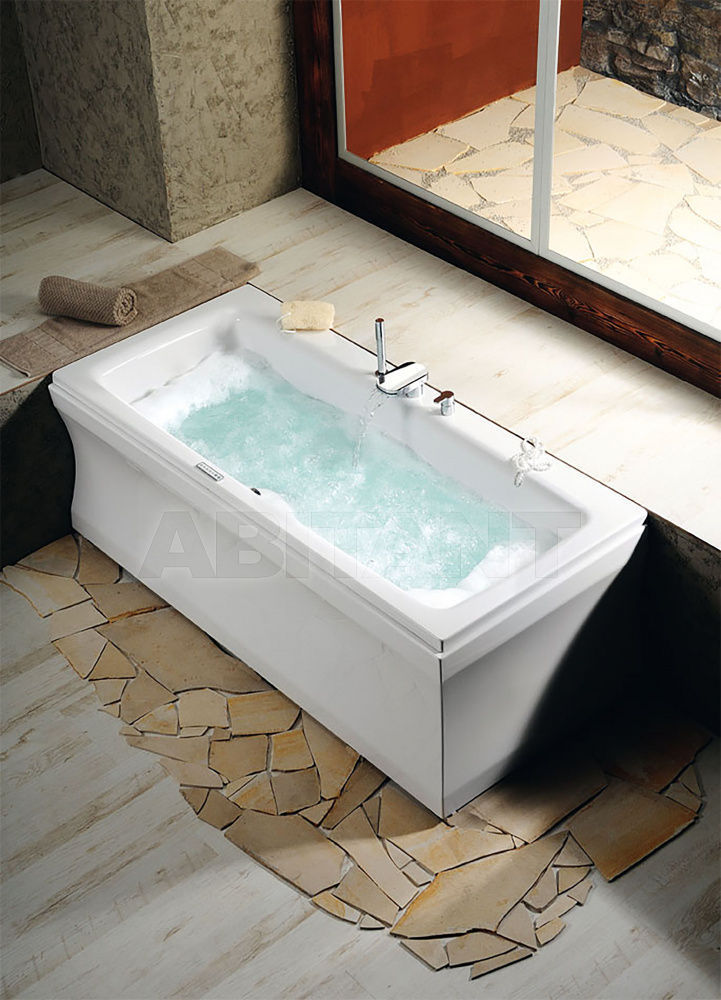 Купить Акриловая ванна ALPEN Kvadra 180 Alpen 17611