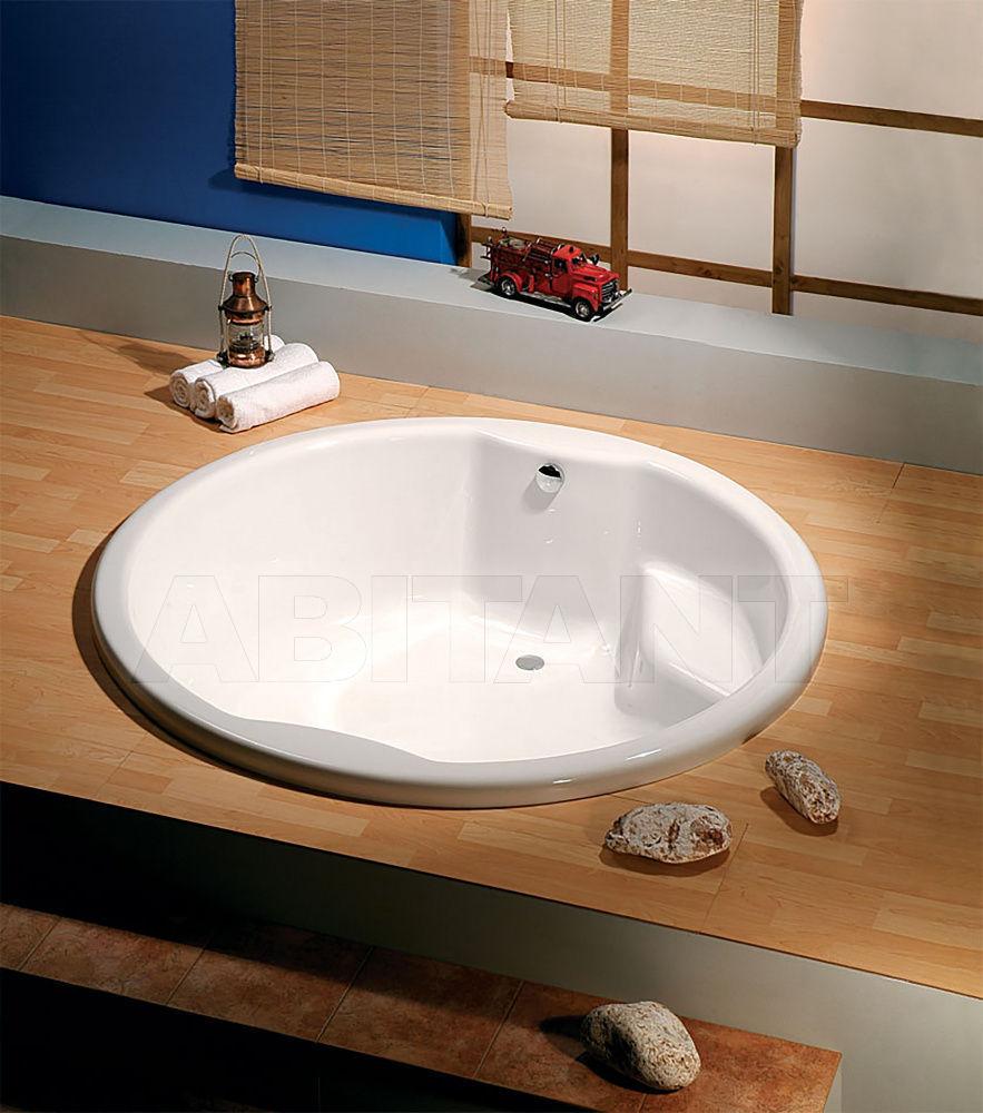Купить Акриловая ванна ALPEN Royal Round 172 Alpen 73211