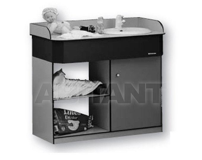 Купить Тумба под раковину Ponte Giulio Children Bathroom B41EDRB101