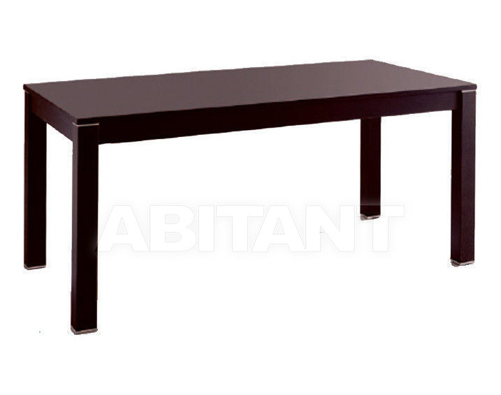 Купить Стол обеденный Ozzio Design/Pozzoli Group srl 2011 T500 DOMINO LEGNO