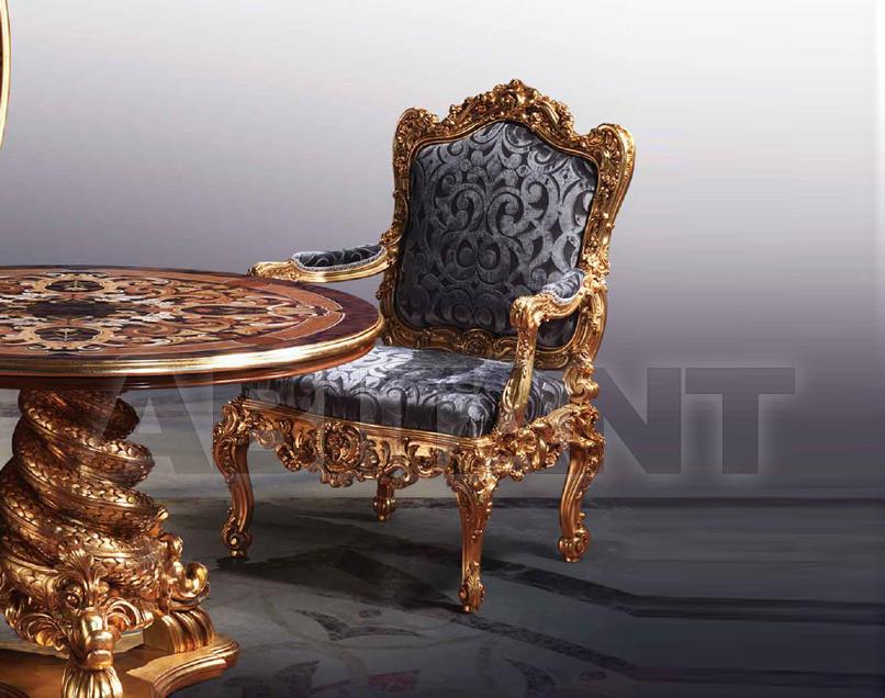 Купить Кресло Bazzi Interiors Serie 1000 1009