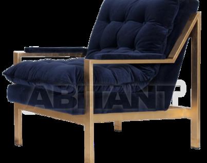 Кресло в вельветовой отделке