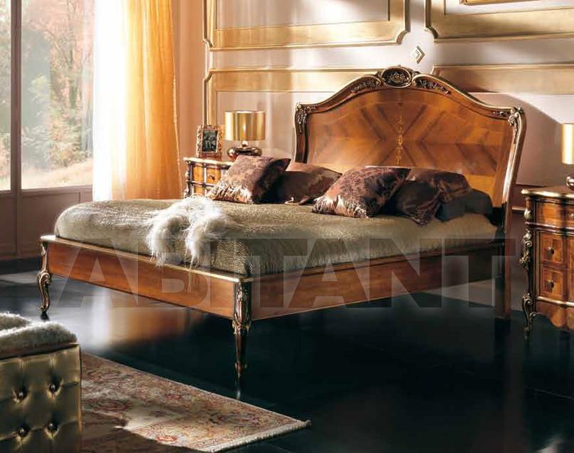 Купить Кровать Tarocco Vaccari Group Luigi Xxi 0216N