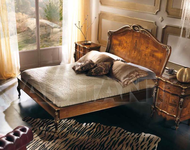 Купить Кровать Tarocco Vaccari Group Luigi Xxi 0216F
