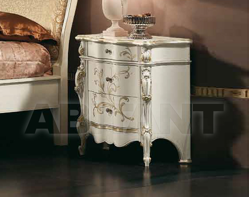 Купить Тумбочка Tarocco Vaccari Group Luigi Xxi 0221L