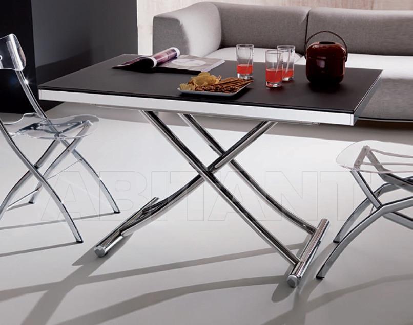 Купить Стол обеденный Ozzio Design/Pozzoli Group srl 2011 T115 PLANET