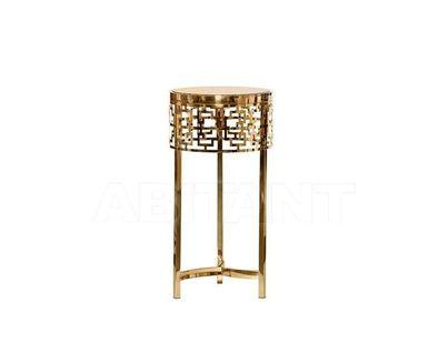 13RXFS5080L-GOLD Стол журнальный 35*35*70