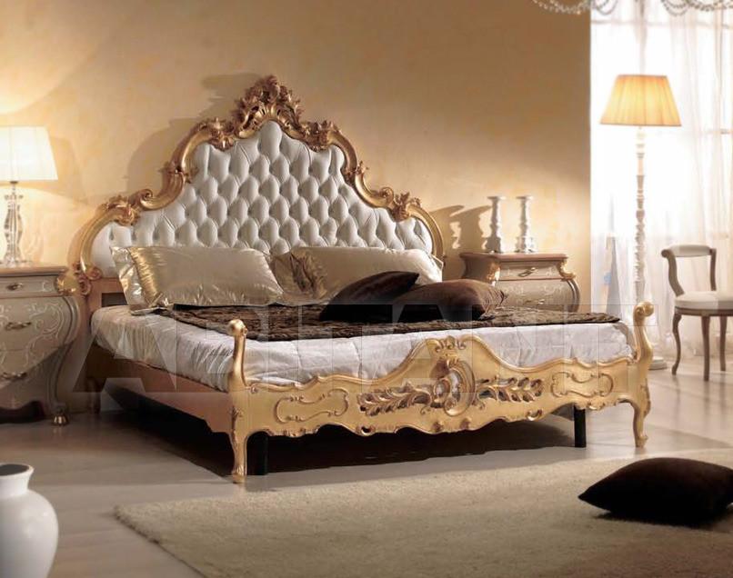 Купить Кровать Tarocco Vaccari Group Luxury P763 White