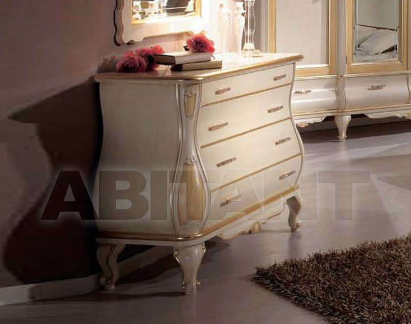 Купить Комод Tarocco Vaccari Group Luxury T568 White