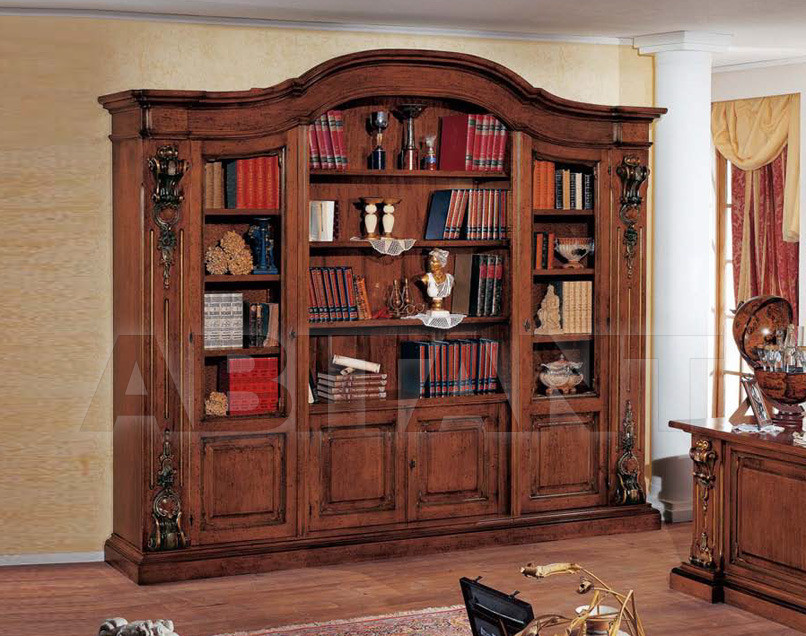 Купить Библиотека Tarocco Vaccari Group Luxury Z835