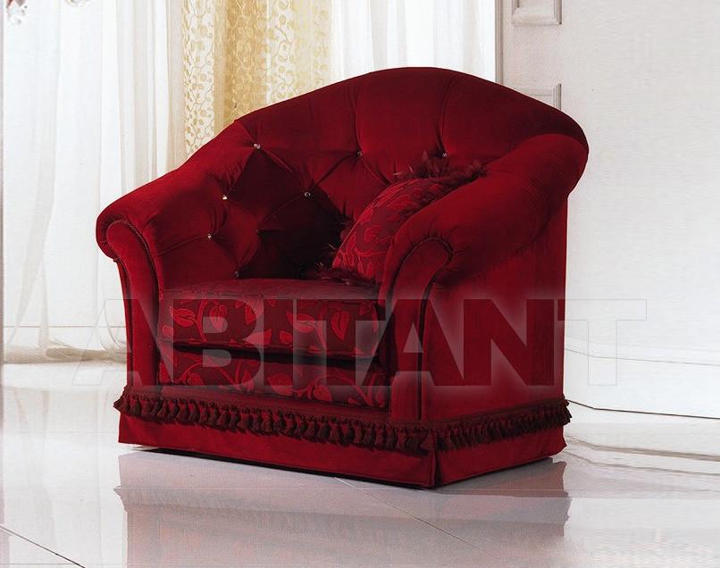 Купить Кресло CIS-Salotti 2012 RAFFAELLO Poltrona