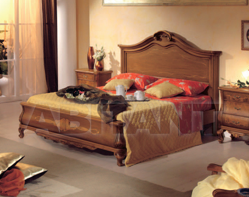 Купить Кровать Tarocco Vaccari Group Red 10563