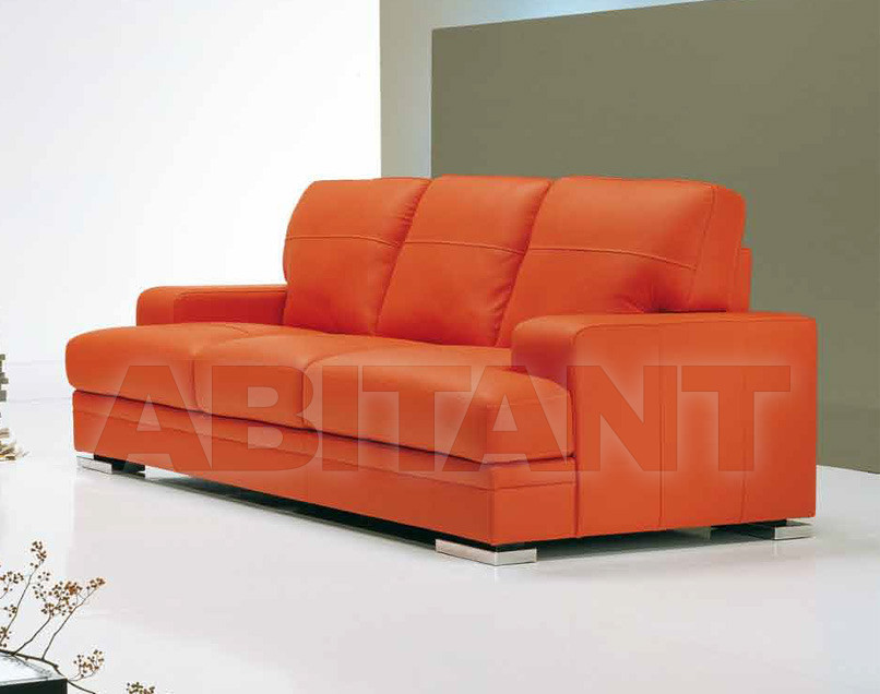 Купить Диван BOSTON Divani Sofa Team Divani BOSTON 3P FISSO