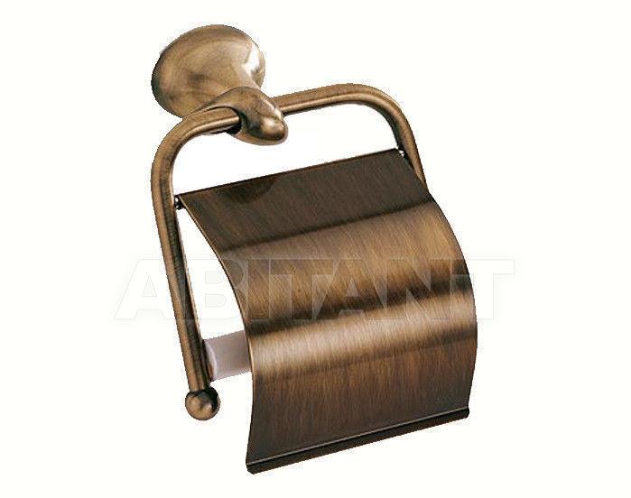 Купить Держатель для туалетной бумаги Carbonari 2007 PCRI ant.Brass