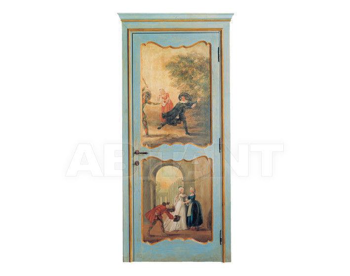 Купить Дверь деревянная Bianchini & Capponi Porte 8482/PD DEC. M