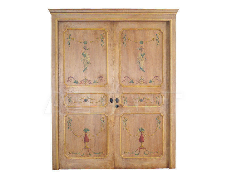 Купить Дверь двухстворчатая Bianchini & Capponi Porte 8479/PDS DEC. W