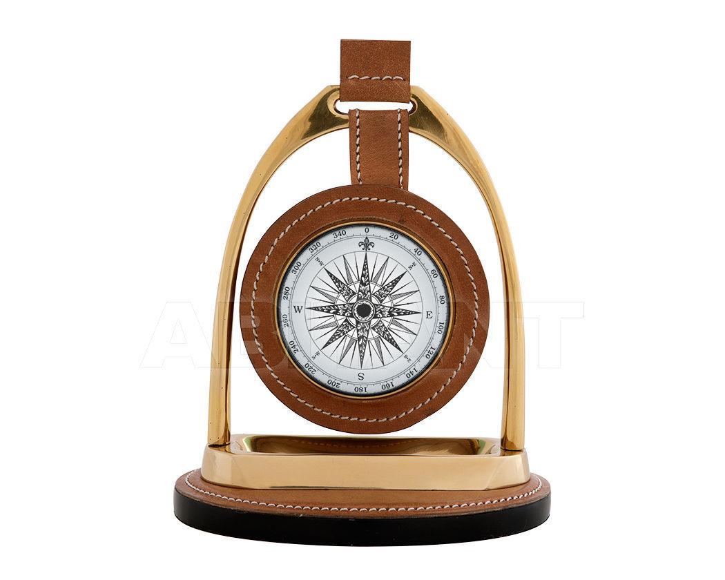 Купить Часы настольные Bailey Equestrian Eichholtz  Accessories 107023 back