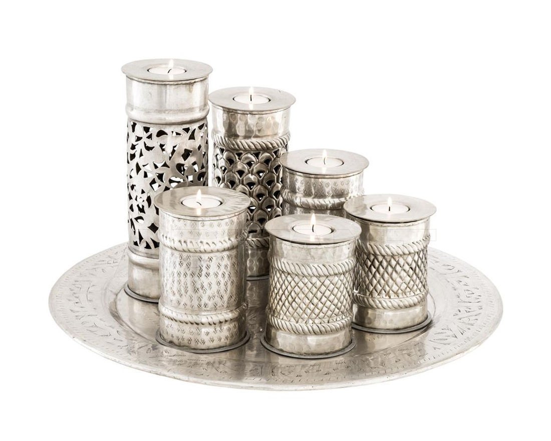 Купить Подсвечник Marrakech M Eichholtz  Accessories 105673