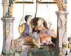Фонтан декоративный Ceramiche Lorenzon  Fontane L.654/COLF Классический / Исторический / Английский